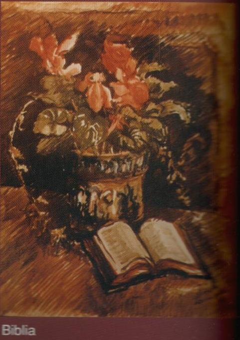 Biblia (ulei pe panza) - Violeta Lecca Balan