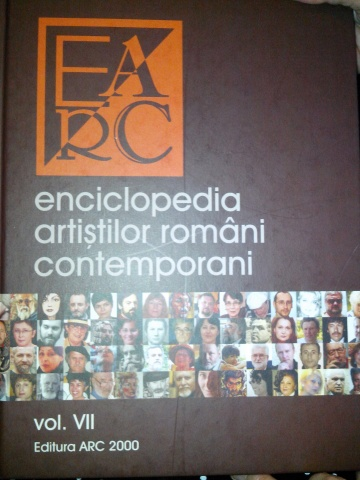 Enciclopedia, artistilor ,romani, contemporani ,Vol. VII, maestra, Violeta, Lecca, Balan